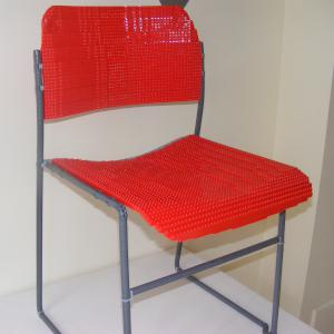 Chair in Lego
