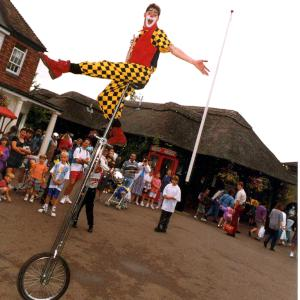 8ft unicycle
