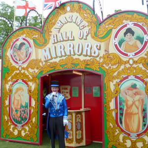 Hall of Mirrors Lyrics