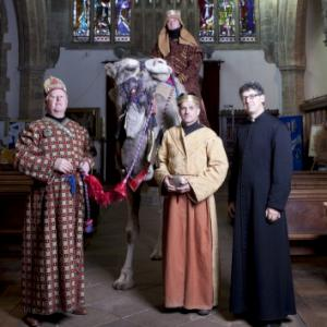 camels in church
