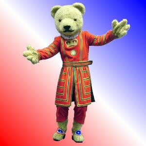 Beefeater/ British Bear