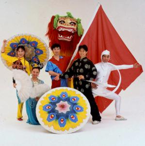 Chinese Performers