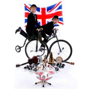 Penny Farthing Comedy Duo
