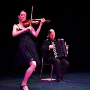 accordion and violin duo