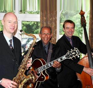 jazz trio/quartet with our without vocals