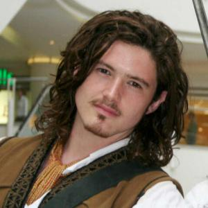 Pirates of the Caribbean character actor- Orlando Bloom